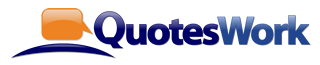 QuotesWork logo, Canadian provider of NVivo training and consulting